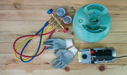 manometers measuring equipment for filli