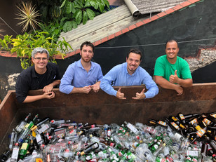 How a Small Brazilian Startup Is Helping AB InBev Achieve Its Sustainability Goals