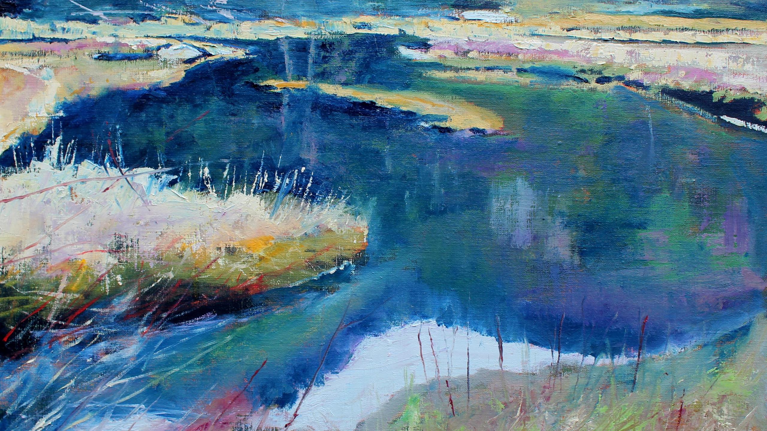 MacDonald, Rory - Goldstream Estuary