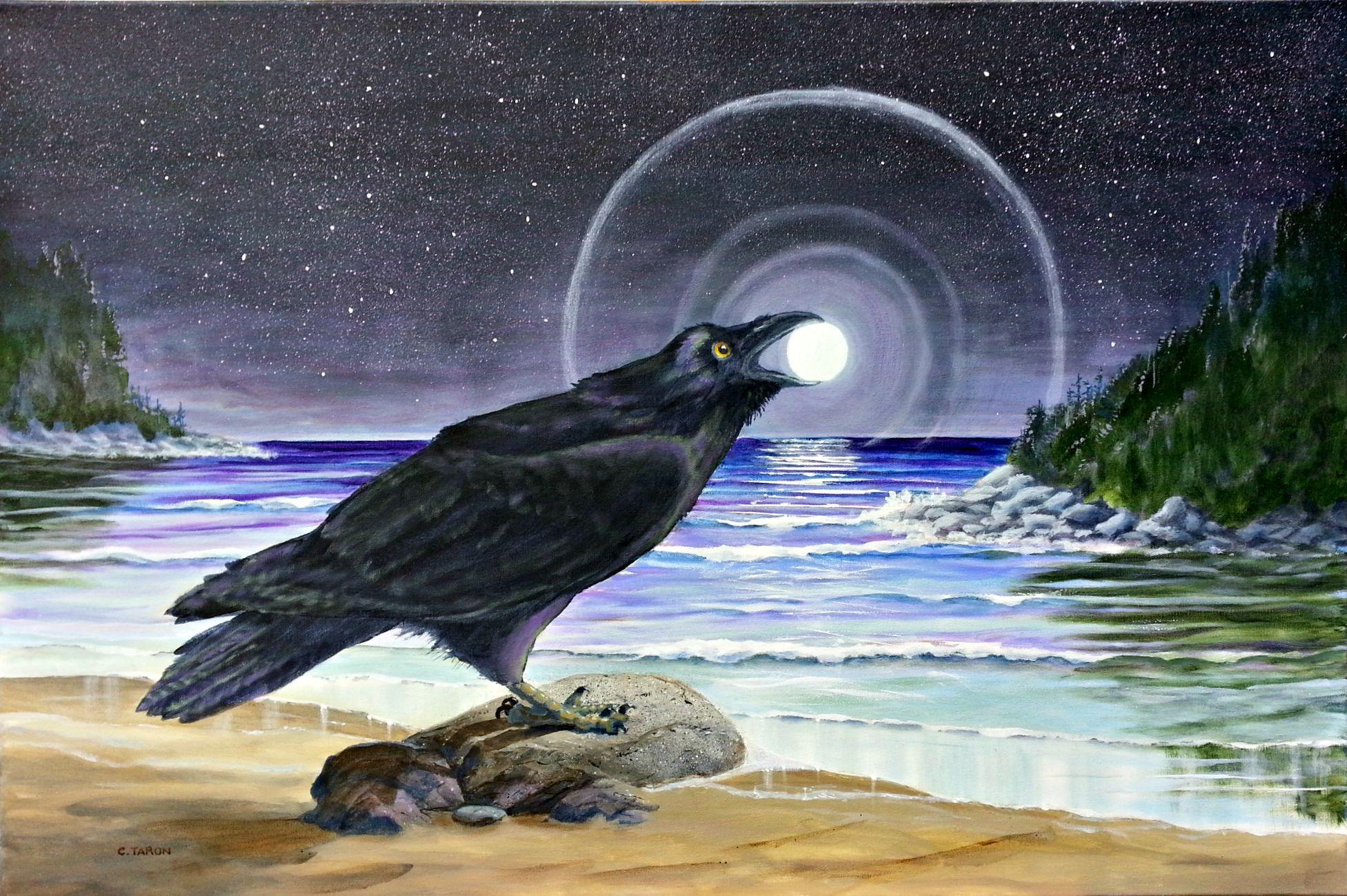 Taron, Catherine - Trickster Moon