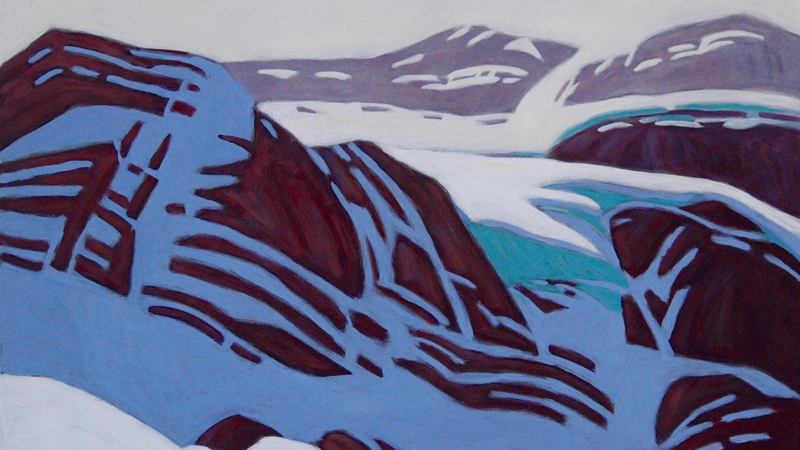 Seib, Regina - Rocky Mountain Patterns