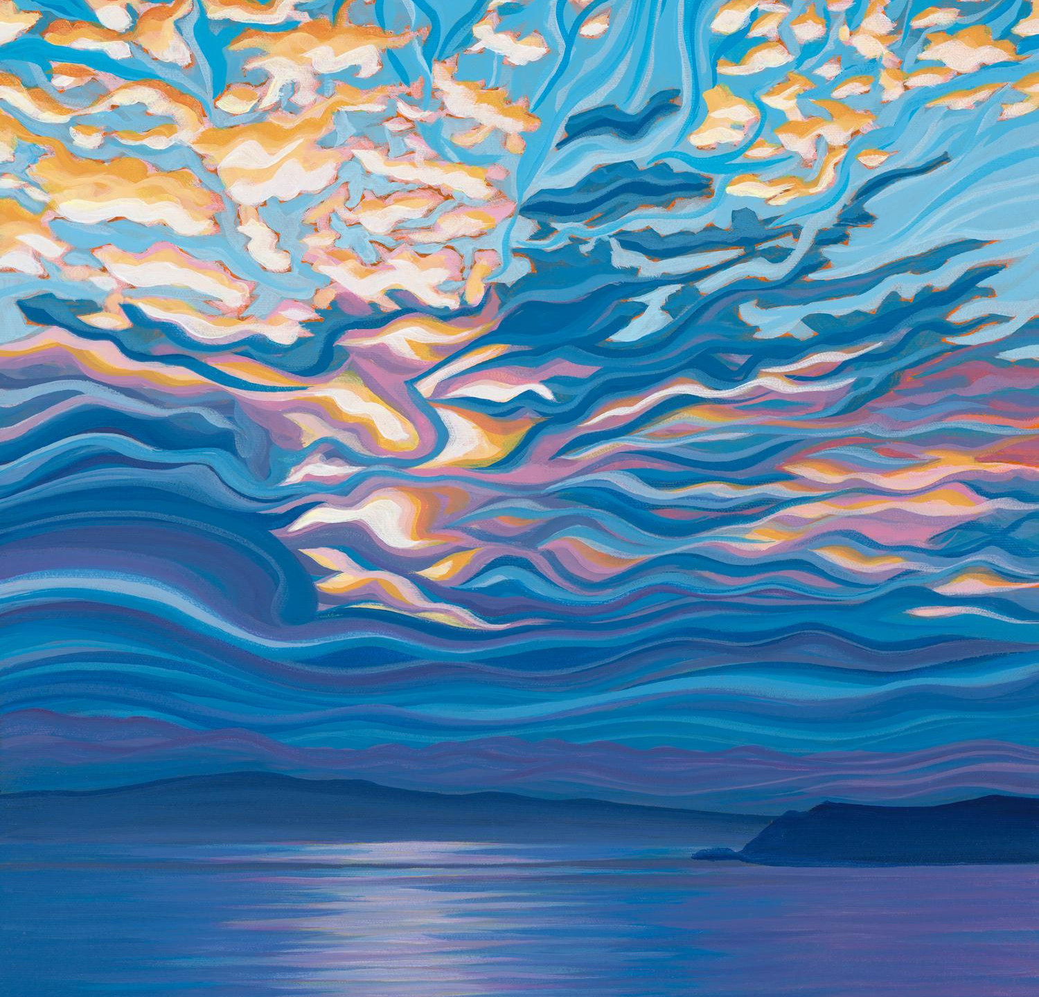 Lathrop, Mike - Sun in the Clouds on the
