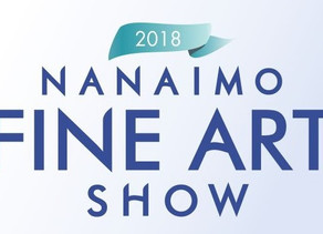 2018 Nanaimo Fine Art Show Call for Submissions