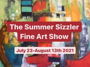 NFCA Summer Sizzler Fine Art Show Is Now Open!