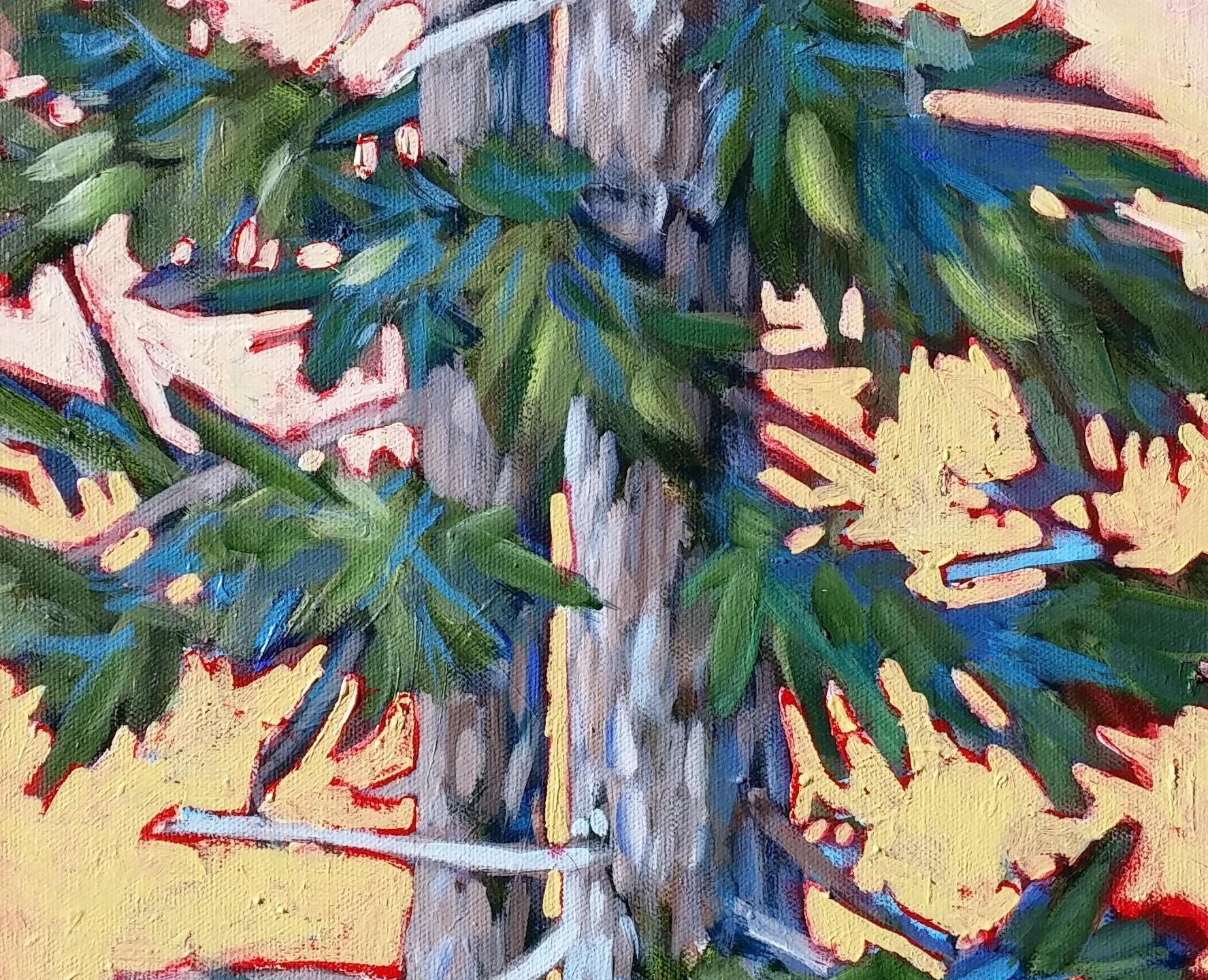 Williamson, Eileen - Sun Fire Tree