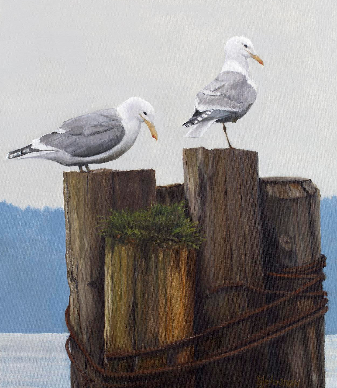 Johnman, Sandra - A Fine Balance