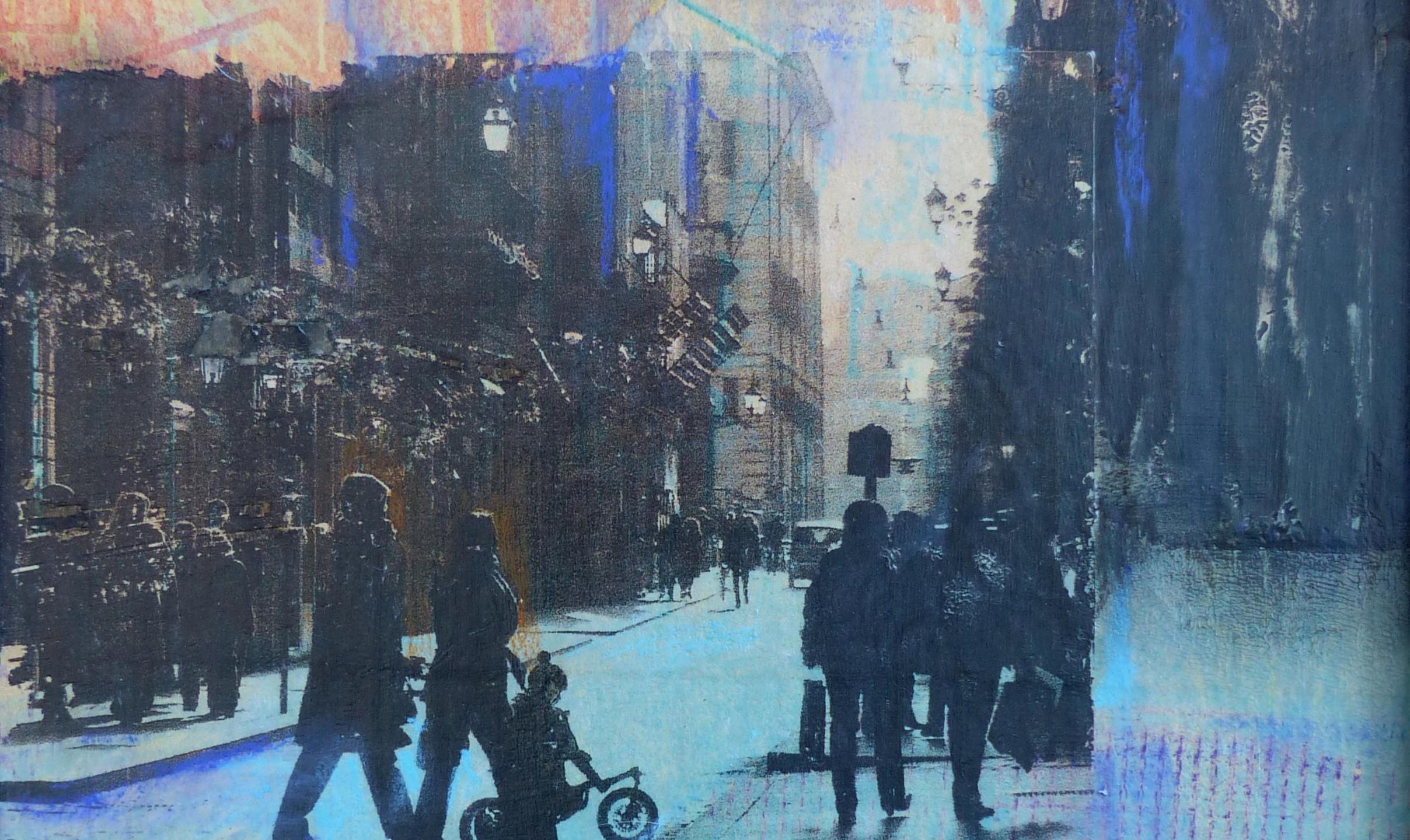 Bonesky, Cynthia - Streets of Rome
