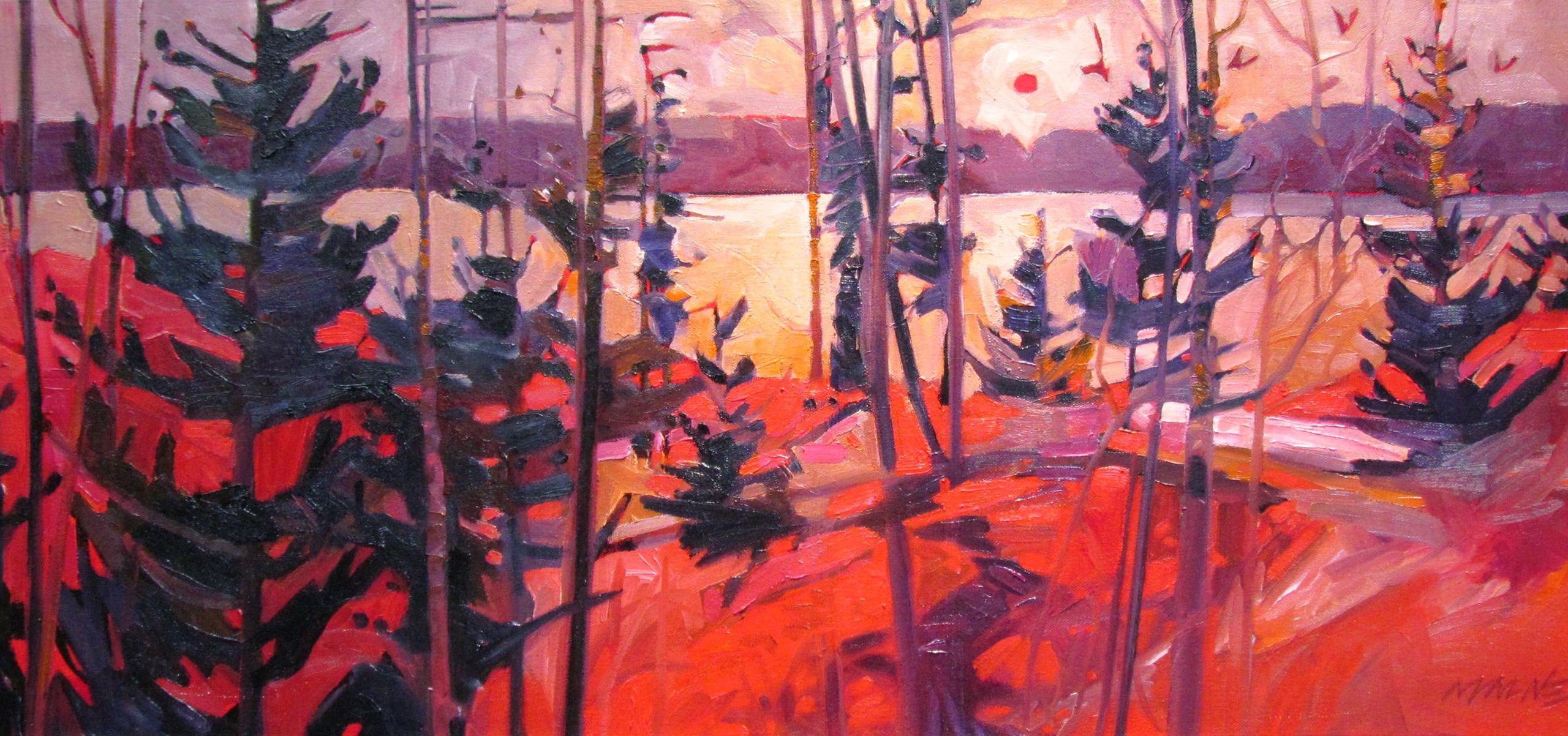 MacNeill, Denise - Smokey Sunset