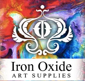 Iron Oxide Logo