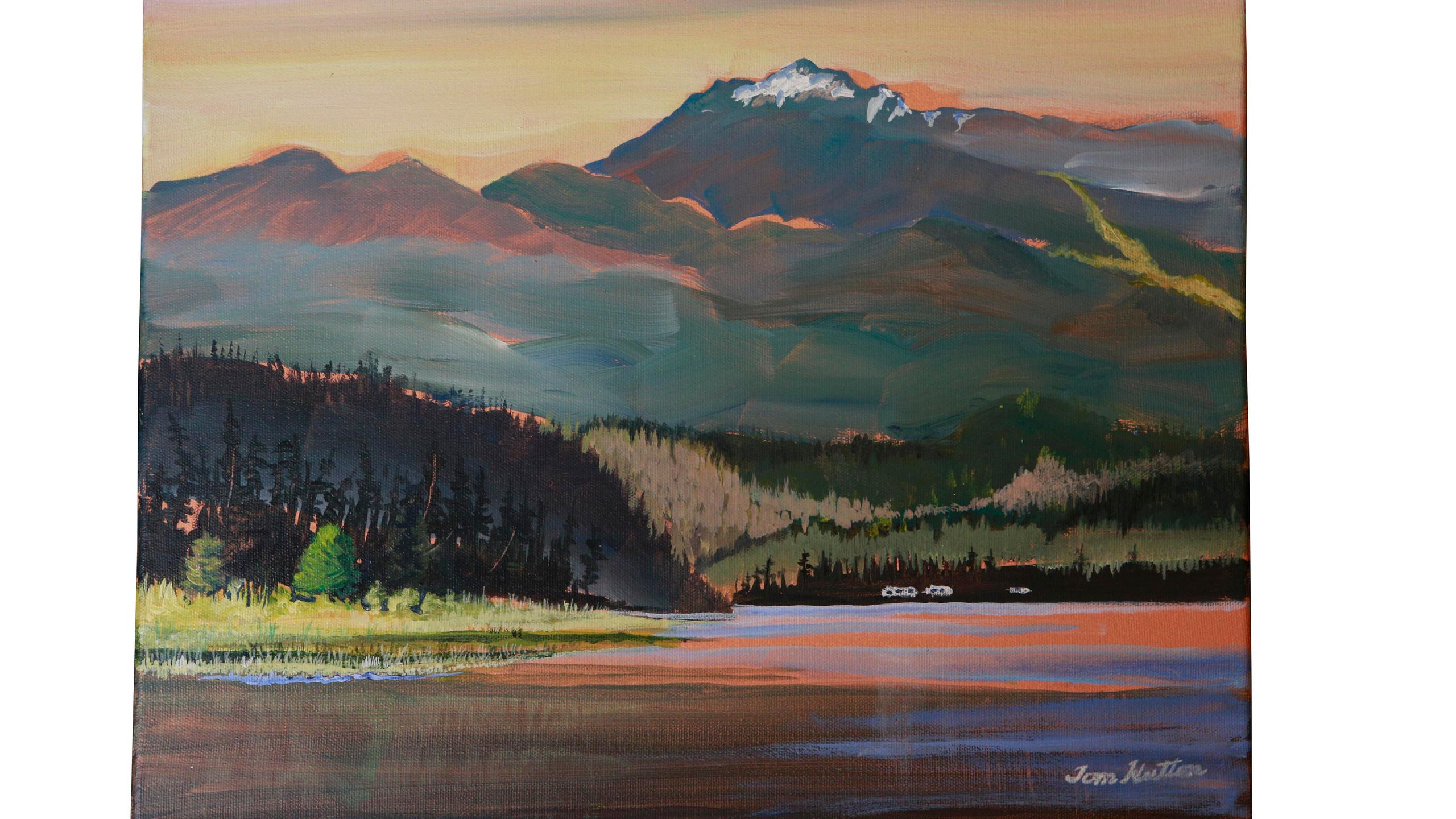 Hutton, Tom - Whistler Peak