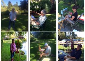 NFCA Summer Plein Air & Social