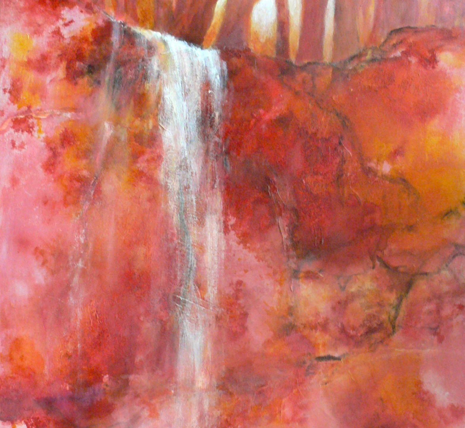 Hilts, Laura - Waterfalls 3