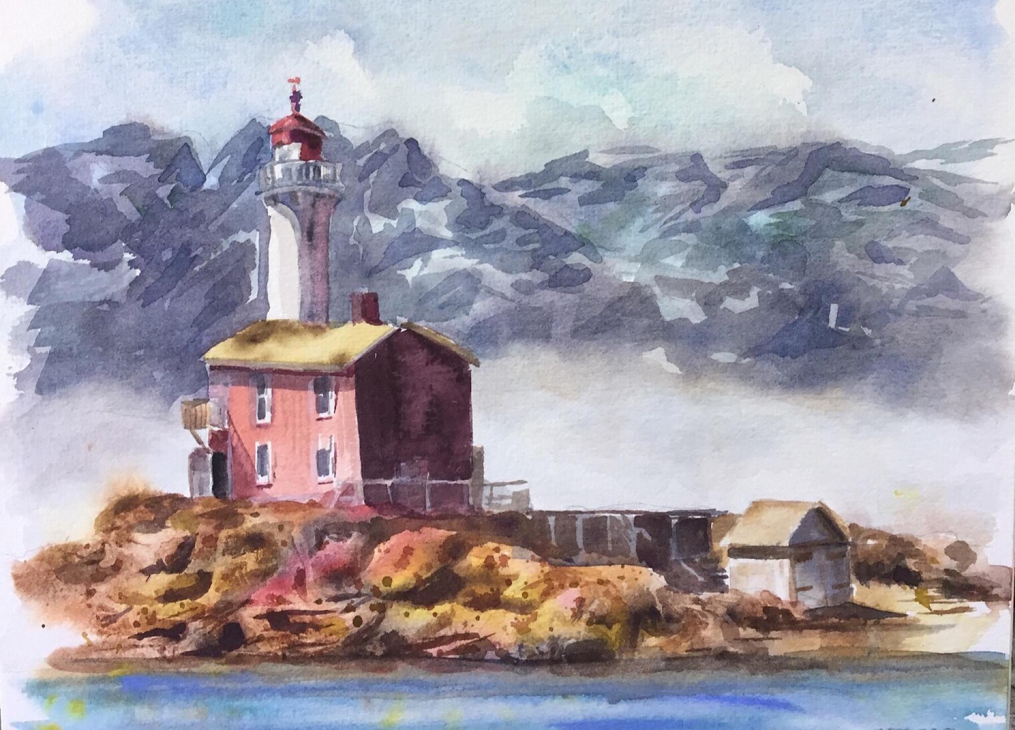 Flegel, Carla - Fisgard Lighthouse
