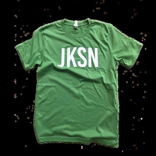 Leaf Green JKSN Tee