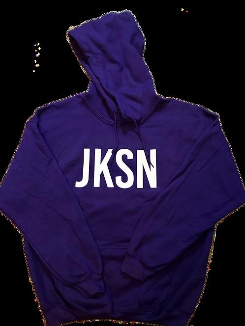 Purple JKSN Hoodie