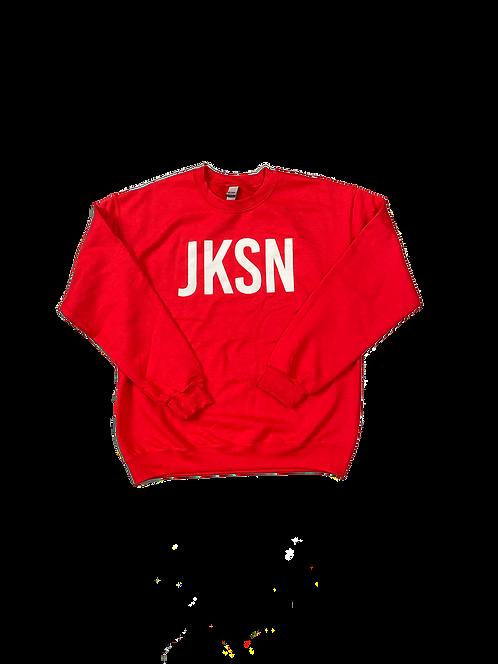 Red JKSN Sweater