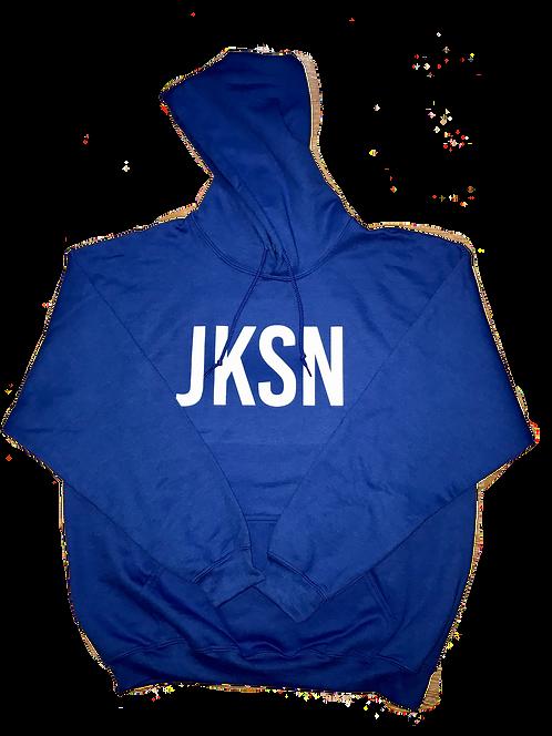 Blue JKSN Hoodie