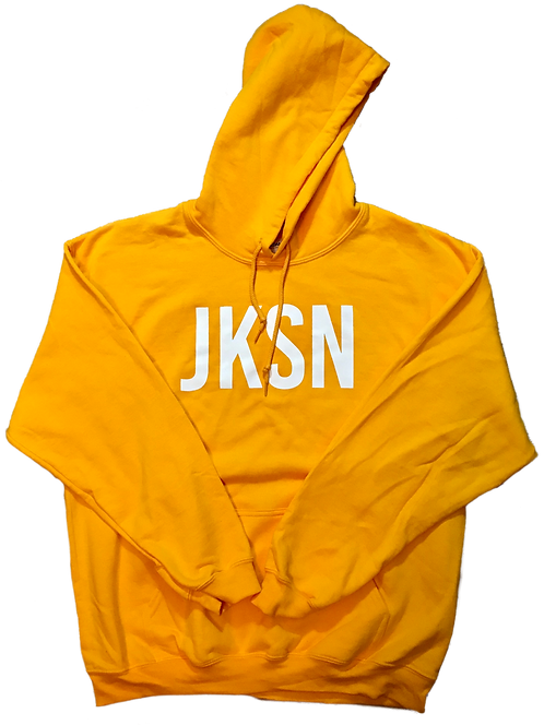 Yellow JKSN Hoodie