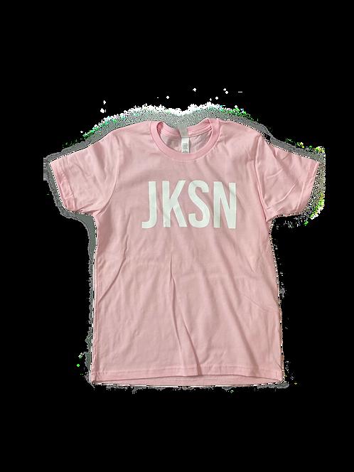 Pink JKSNKIDS Tee