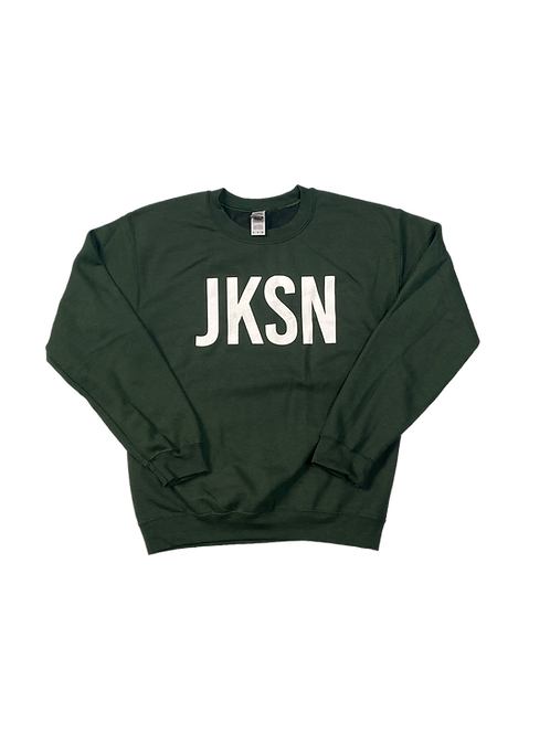 Green JKSN Sweater