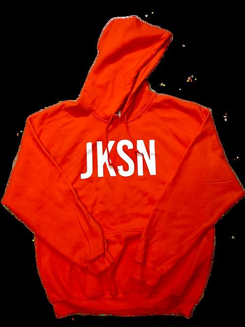 Orange JKSN Hoodie