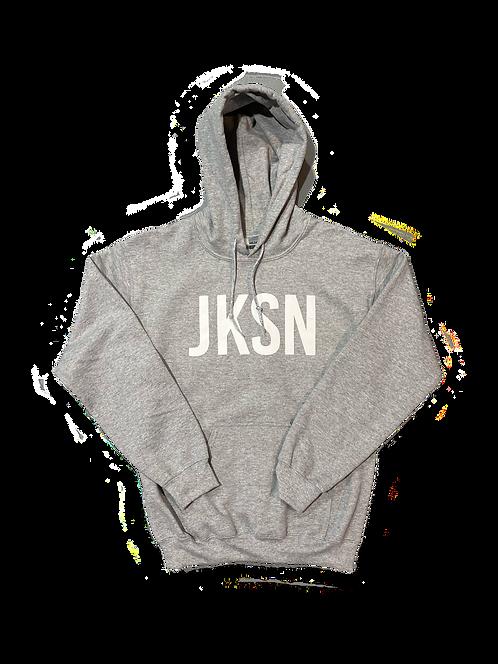 Grey JKSN Hoodie