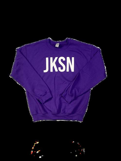 Purple JKSN Sweater