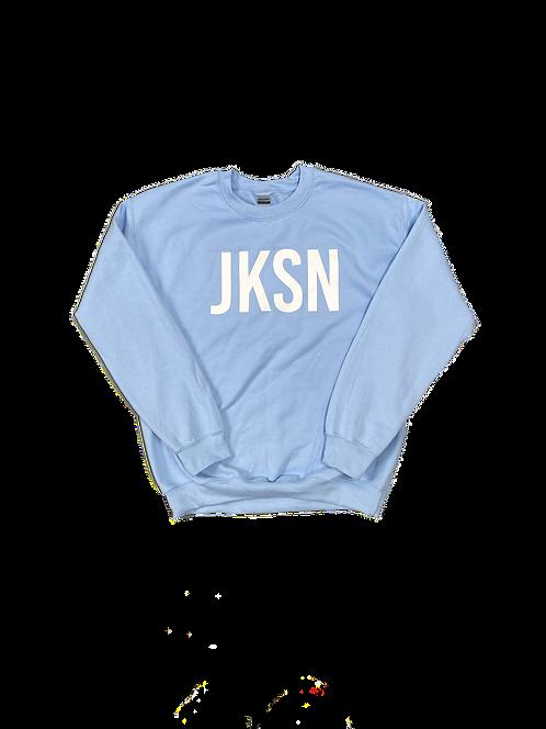 Light Blue JKSN Sweater