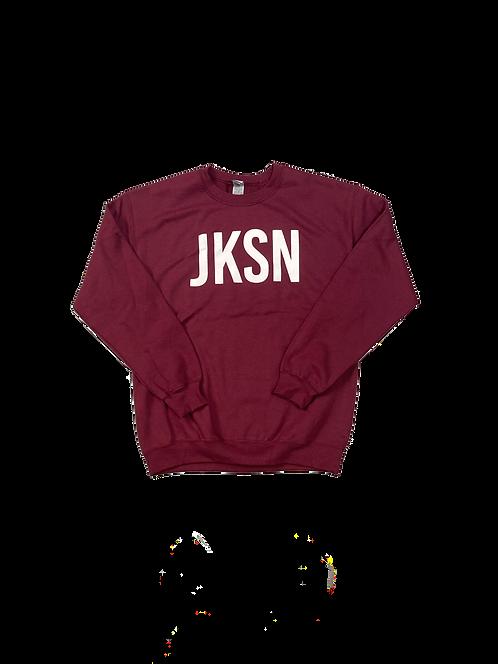 Maroon JKSN Sweater