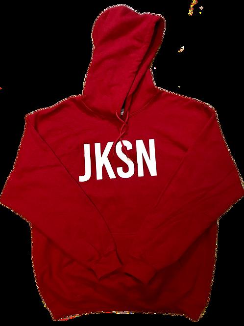 Red JKSN Hoodie