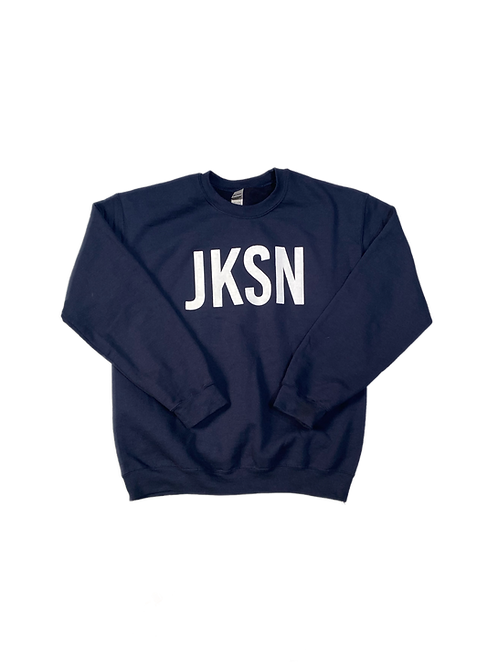 Navy JKSN Sweater