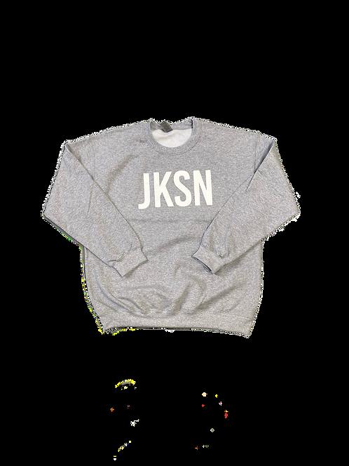 Grey JKSN Sweater