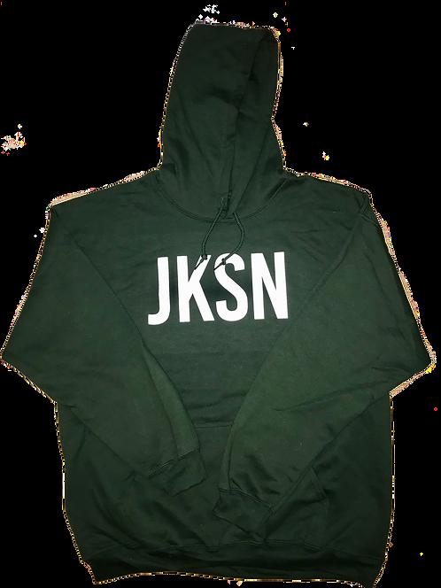 Green JKSN Hoodie