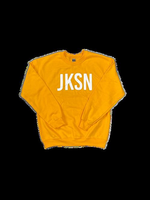 Gold JKSN Sweater