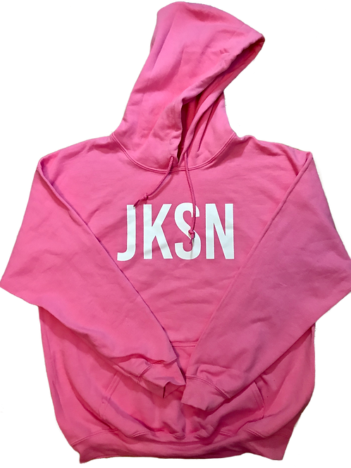 Pink JKSN Hoodie
