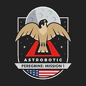 Peregrine Mission 1 logo black.jpg