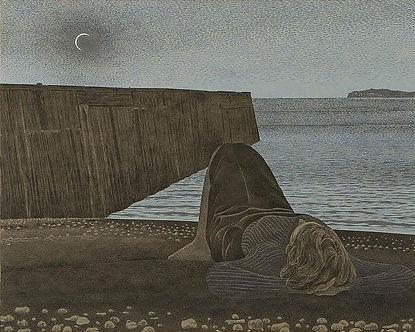 Alex Colville -New Moon -1980.jpg
