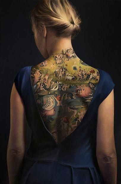 Agnieszka Nienartowicz -The Garden of Ea