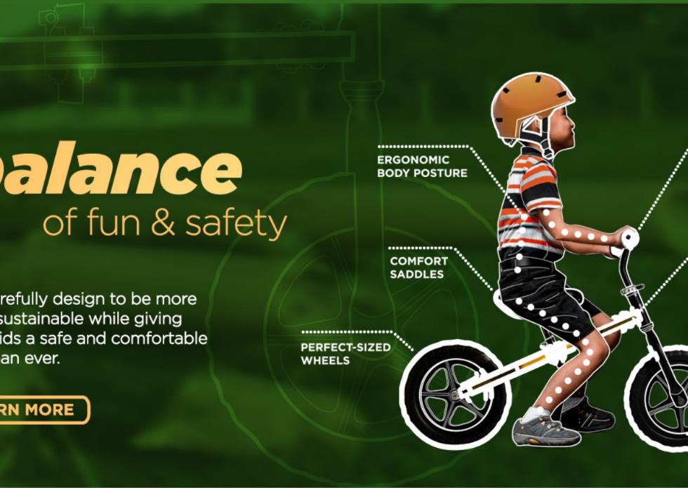 Balance of fun and safe