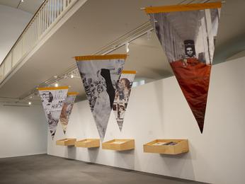University Art Museum Reopens Doors, New Exhibits Address Racial Justice