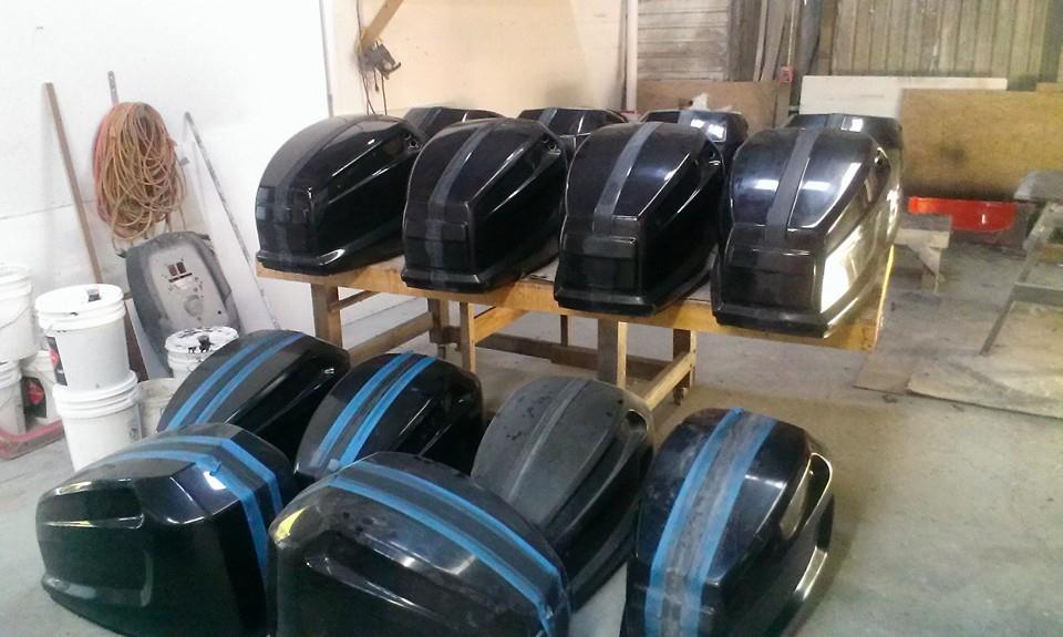 Outboard Cowlings