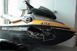 Damaged-Fiberglass-Jet-Ski