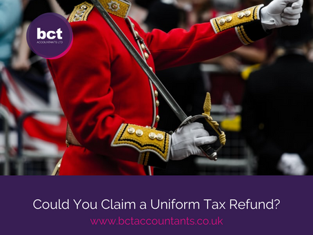 Could You Claim a Uniform Tax Refund?