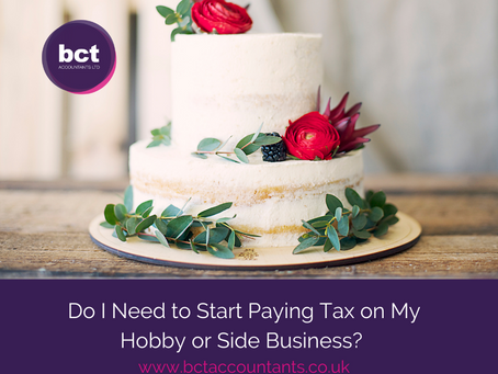 Do I Need to Start Paying Tax on My Hobby or Side Business?