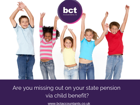 Opted out of Child Benefit? You could be harming your State Pension.