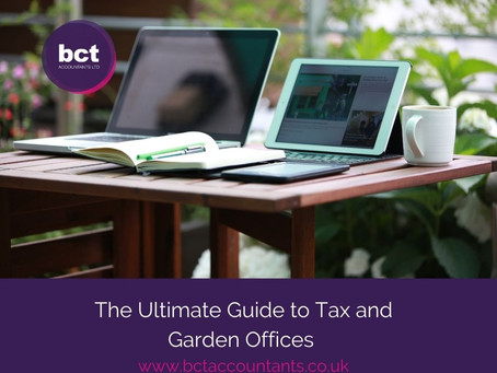The Ultimate Guide to Tax and Garden Offices