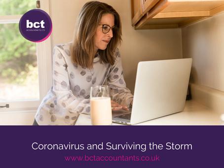 Coronavirus and Surviving the Storm