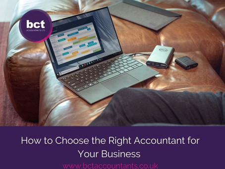 How to Choose the Right Accountant for Your Business