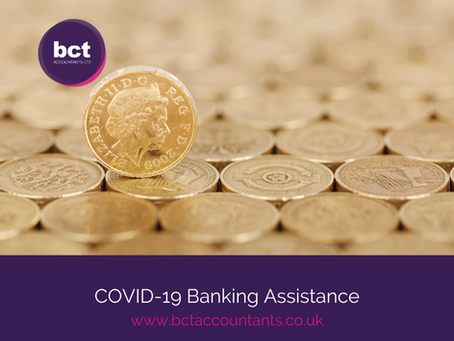 COVID-19 Banking Assistance