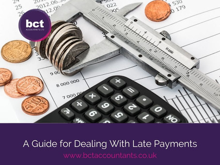 A Guide for Dealing With Late Payments